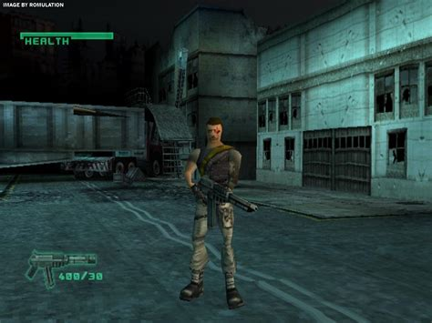 C-12 - The Final Resistance (USA) PSX / Sony PlayStation