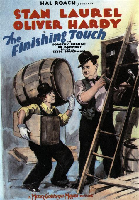 The Finishing Touch - The Finishing Touch (1928) - Film