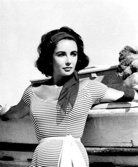 We Had Faces Then (With images) | Elizabeth taylor style