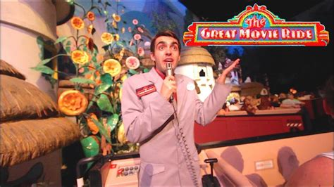 THE LAST GREAT MOVIE RIDE TOUR EVER AT DISNEY WORLD