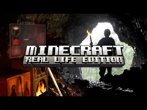 Minecraft Real Life Edition - VFX Short Film (EP 2) - YouTube